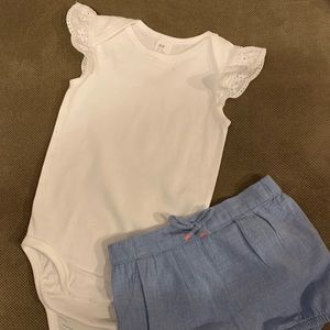 H & M Toddler girls outfit